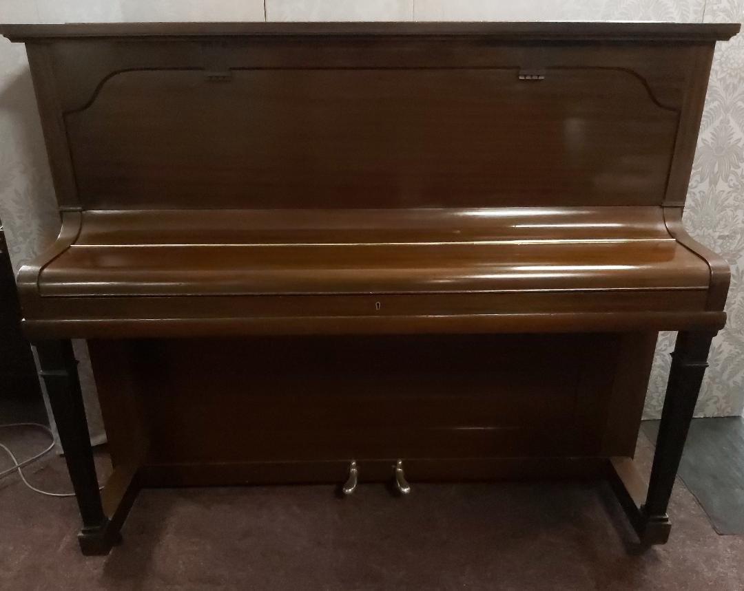 CHAPPELL upright piano 1930s 09