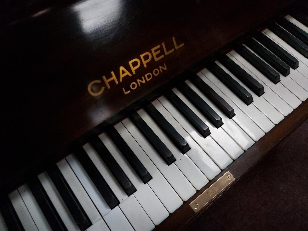 CHAPPELL upright piano 1930s 10