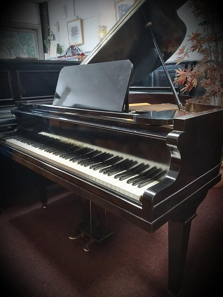 COLLARD & COLLARD Baby Grand Piano for sale 02