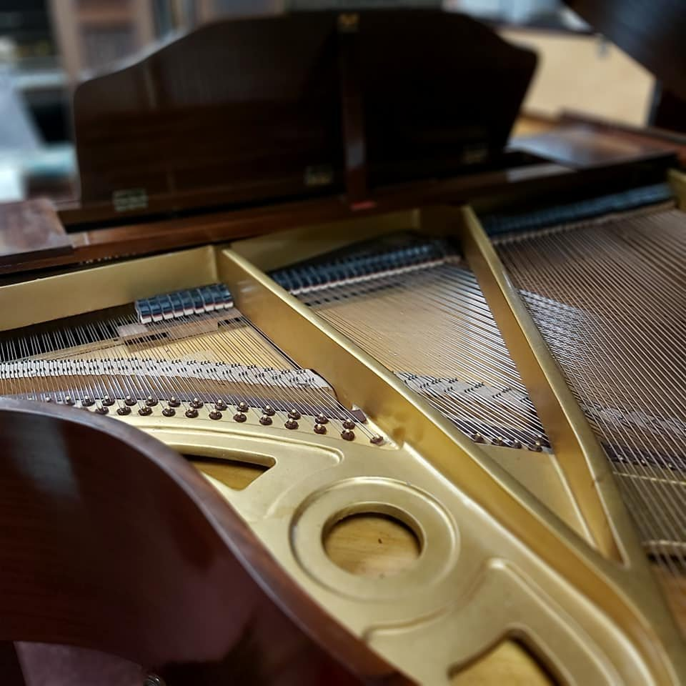 DANEMANN Baby Grand Piano 02