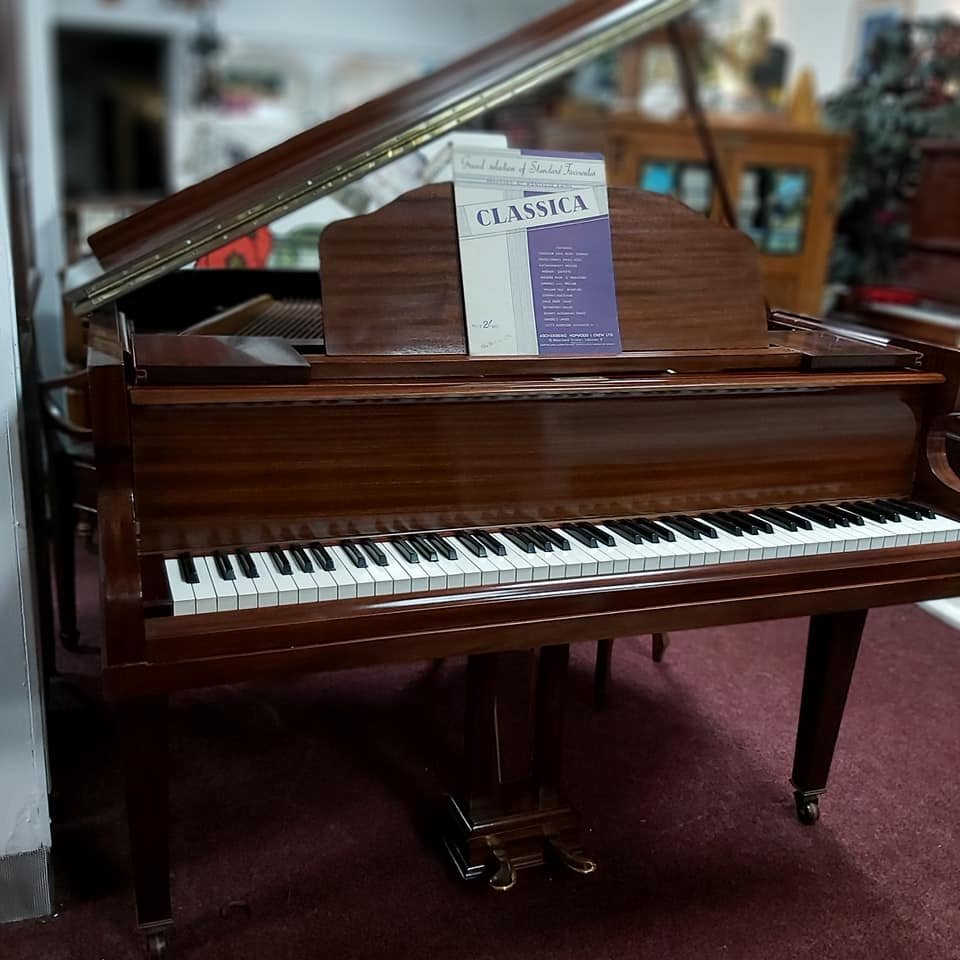 DANEMANN Baby Grand Piano 03