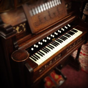 Karn New Chapel Model G Reed Organ for sale