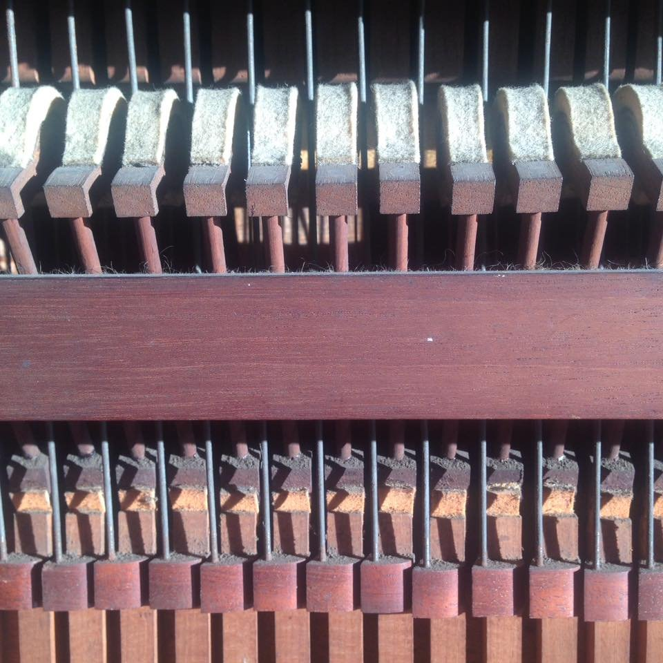 STODART Upright piano 05
