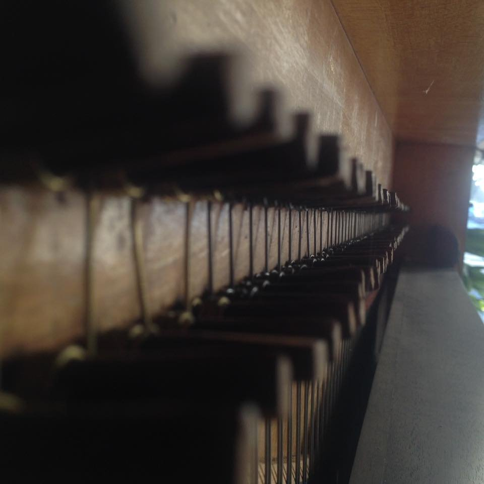 STODART Upright piano 09