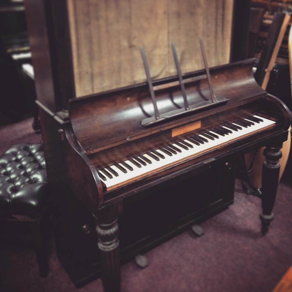 STODART Upright piano 11